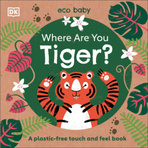 Eco Baby Where Are You Tiger?