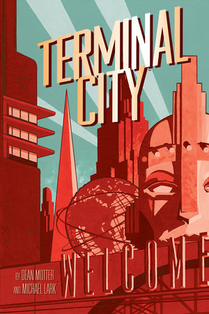 Terminal City Library Edition by Dean Motter