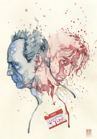 Fight Club 2 Library Edition by Chuck Palahniuk