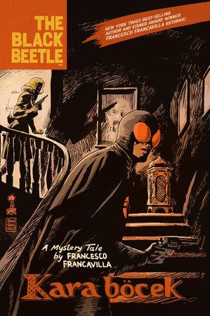 The Black Beetle: Kara Bocek by Francesco Francavilla