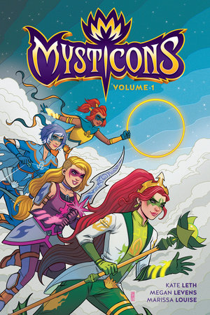 Mysticons Volume 1 by Kate Leth