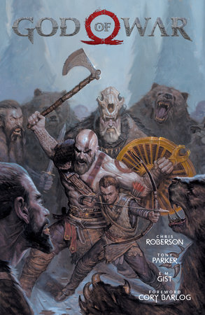 God of War by Chris Roberson