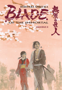 Blade of the Immortal Omnibus Volume 10