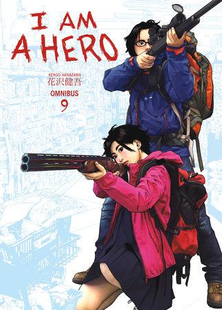 I Am a Hero Omnibus Volume 9 by Kengo Hanazawa and Kumar Sivasubramanian