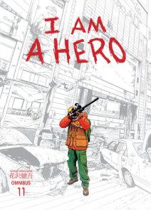 I Am a Hero Omnibus Volume 11