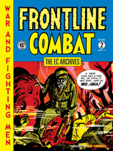 The EC Archives: Frontline Combat Volume 2