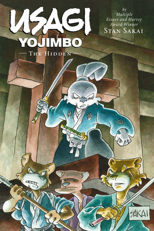 Usagi Yojimbo Volume 33: The Hidden by Stan Sakai