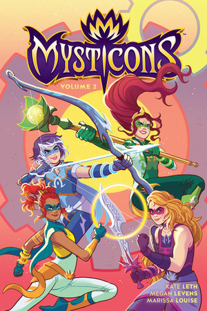 Mysticons Volume 2 by Kate Leth