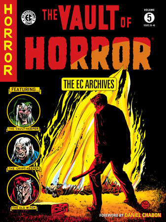 The EC Archives: The Vault of Horror Volume 5 by Bill Gaines, Johnny Craig, Feldstein and Carl Wessler
