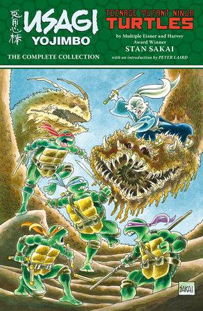 Usagi Yojimbo/Teenage Mutant Ninja Turtles: The Complete Collection by Stan Sakai