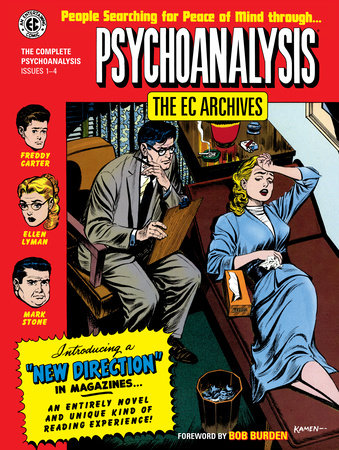 The EC Archives: Psychoanalysis by Dan Keyes and Robert Bernstein