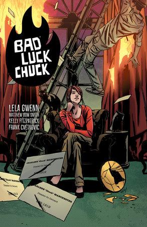 Bad Luck Chuck by Lela Gwenn