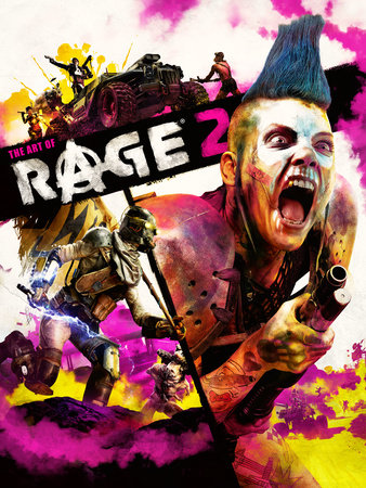 The Art of RAGE 2 by Avalanche Studios