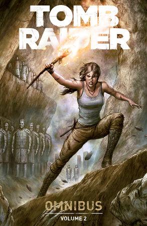 Tomb Raider Omnibus Volume 2 by Mariko Tamaki, Collin Kelly and Jackson Lanzing