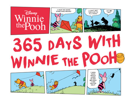 Disney 365 Days with Winnie the Pooh by Disney and Don Ferguson