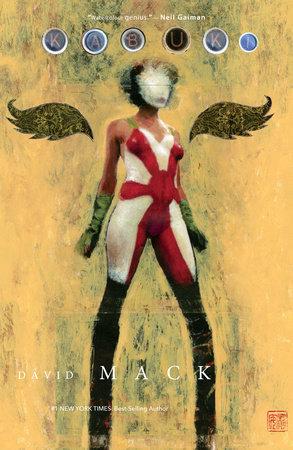 Kabuki Omnibus Volume 1 by David Mack