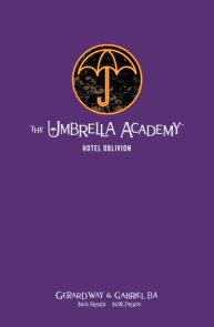 The Umbrella Academy Library Edition Volume 3: Hotel Oblivion