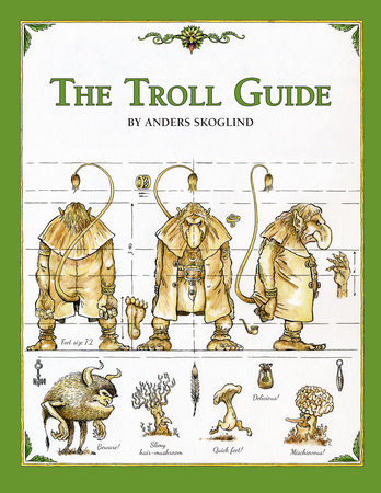 The Troll Guide by Anders Skoglind