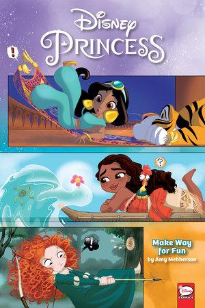 Disney Princess: Make Way for Fun by Amy Mebberson