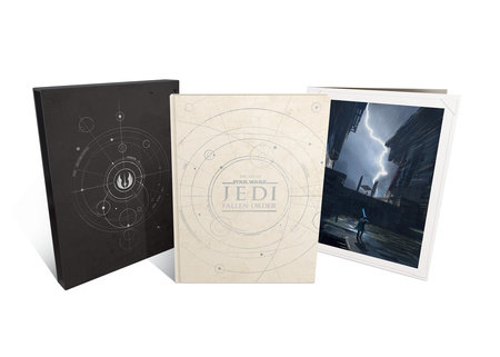 The Art of Star Wars Jedi: Fallen Order Limited Edition by Lucasfilm Ltd and Respawn Entertainment