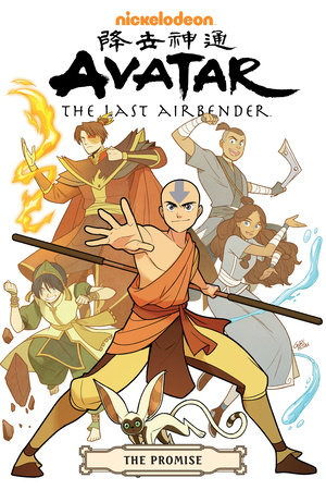 Avatar: The Last Airbender--The Promise Omnibus by Bryan Konietzko, Michael Dante DiMartino and Gene Luen Yang