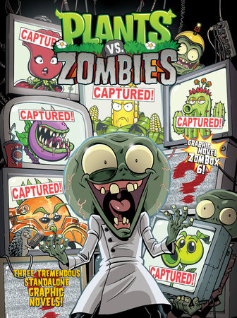 Plants vs. Zombies Boxed Set 6 by Paul Tobin