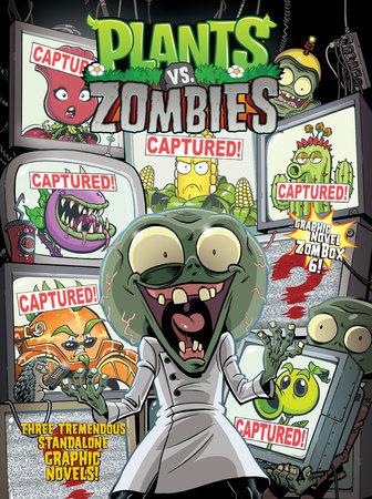 Plants vs. Zombies Boxed Set 6 by Paul Tobin