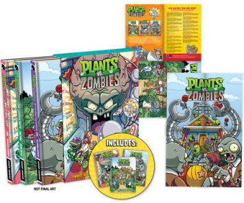 Plants vs. Zombies Boxed Set 7