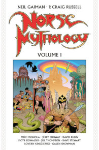 Norse Mythology Volume 1 (Graphic Novel)