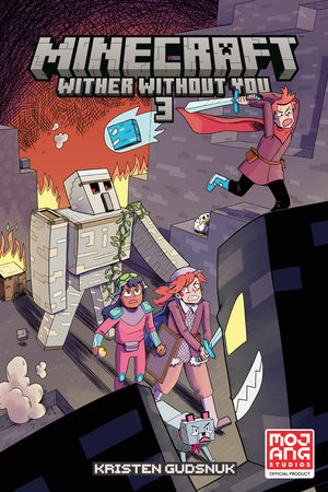 Minecraft: Wither Without You Volume 3 by Kristen Gudsnuk