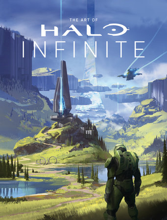 The Art of Halo Infinite by 343 Industries