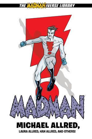 Madman Library Edition Volume 2 by Michael Allred