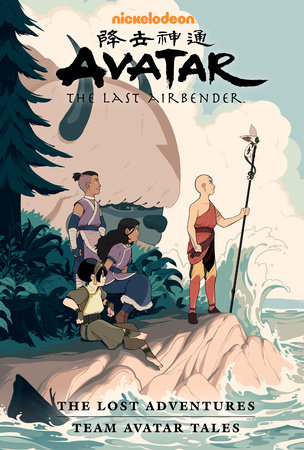 Avatar: The Last Airbender--The Lost Adventures and Team Avatar Tales Library Edition by Gene Luen Yang and Faith Erin Hicks