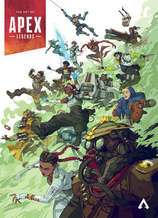 The Art of Apex Legends by Respawn Entertainment