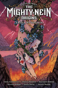 Critical Role: Mighty Nein Origins--Yasha Nydoorin