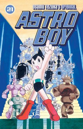 Astro Boy Volume 21 by Osamu Tezuka