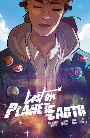 Lost on Planet Earth by Magdalene Visaggio