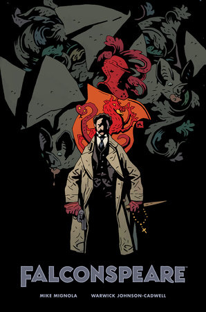 Falconspeare by Mike Mignola and Warwick Johnson-Cadwell