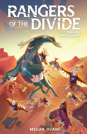 Rangers of the Divide by Megan Huang