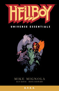 Hellboy Universe Essentials: B.P.R.D.