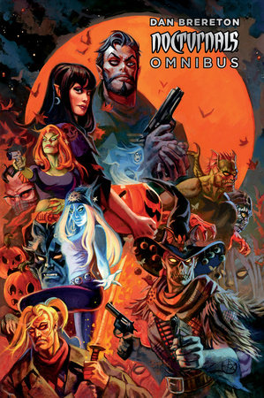 Nocturnals Omnibus Volume 1 by Dan Brereton