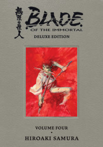 Blade of the Immortal Deluxe Volume 4