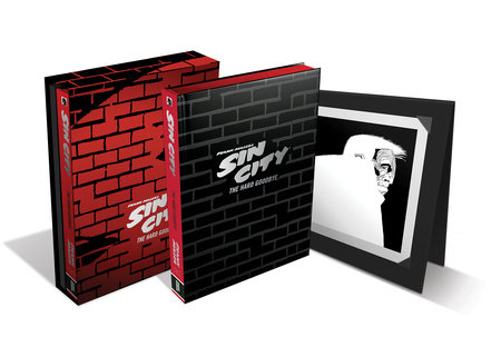 Frank Miller's Sin City Volume 1: The Hard Goodbye (Deluxe Edition) by Frank Miller