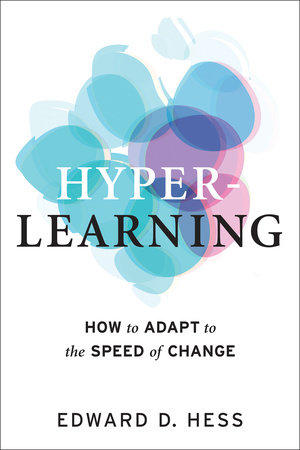 Hyper-Learning by Edward D. Hess
