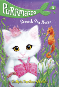 Purrmaids #3: Seasick Sea Horse