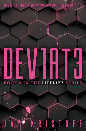 DEV1AT3 (Deviate) by Jay Kristoff