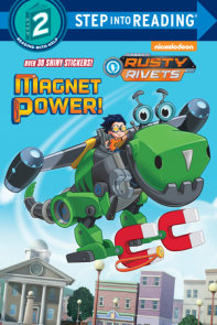 Magnet Power! (Rusty Rivets)