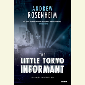 The Little Tokyo Informant