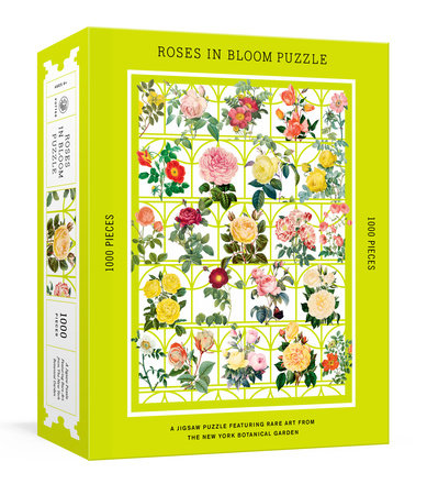 Roses in Bloom Puzzle by The New York Botanical Garden
