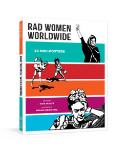 Rad Women Worldwide: 20 Mini-Posters